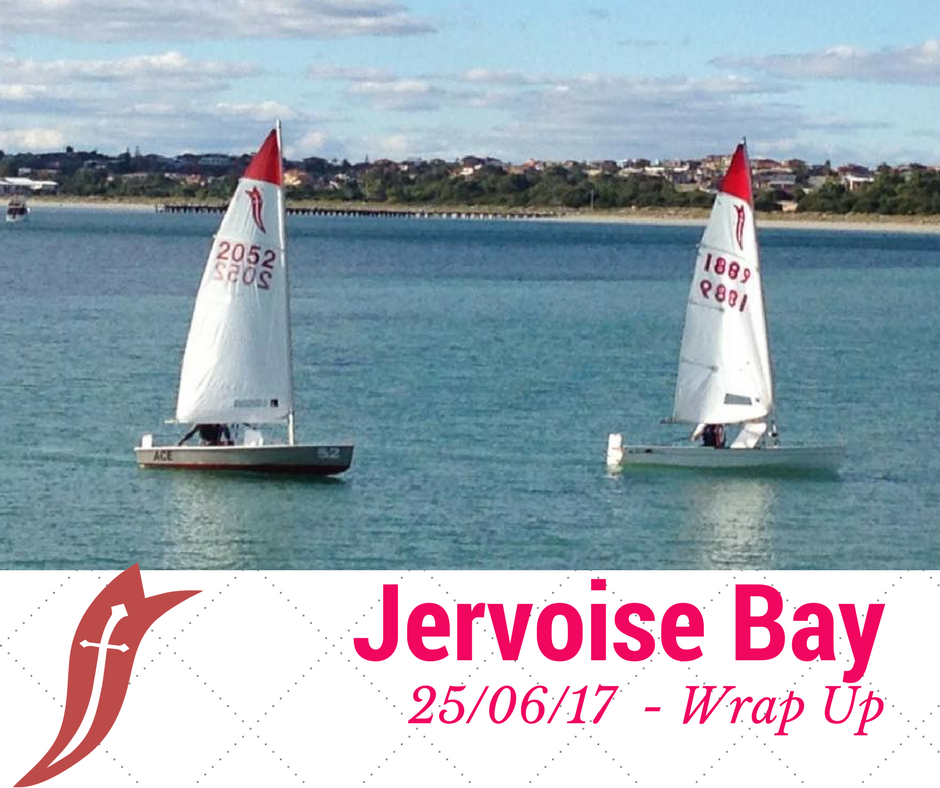 Jervoise Bay Winter Race