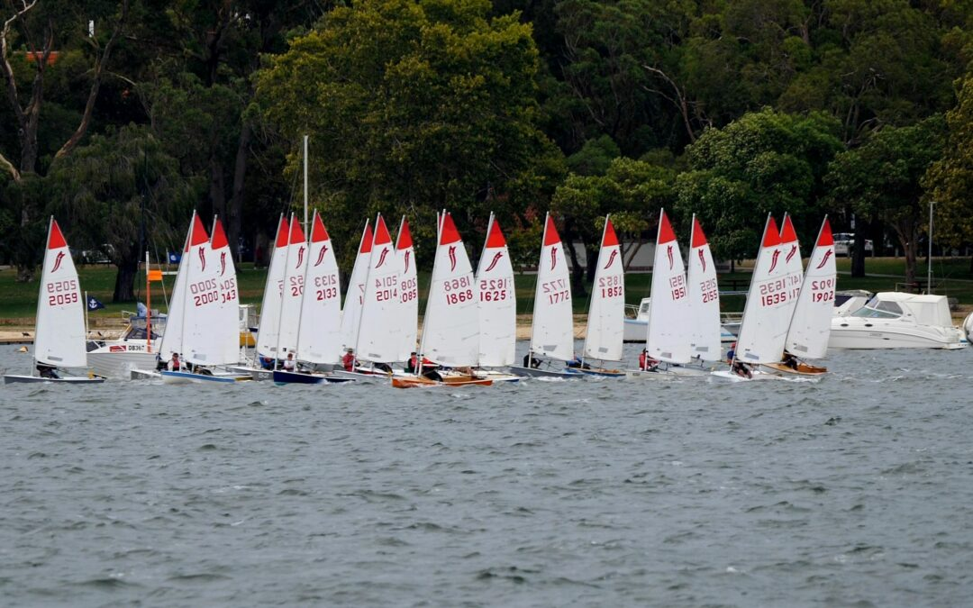 2022 Sabre Nationals in Canberra – 5-12 January 2022